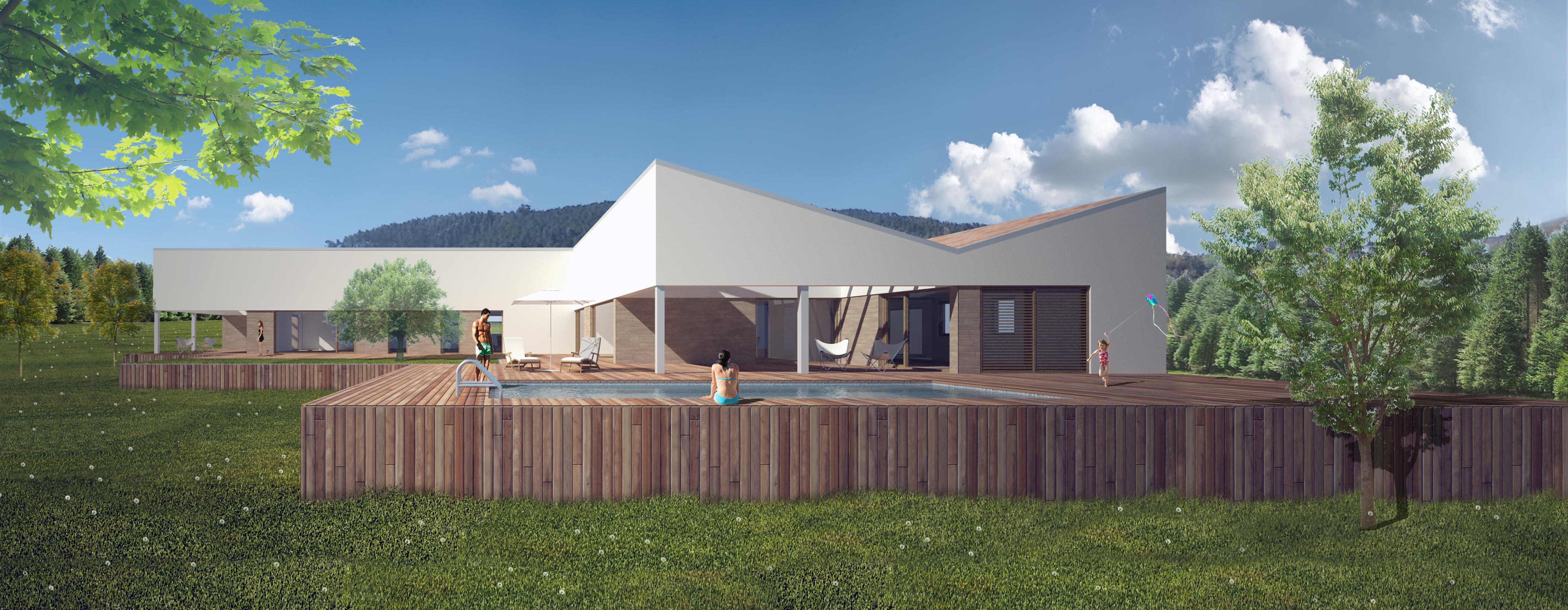 Passivhaus en Mungia. Esparza arquitectura