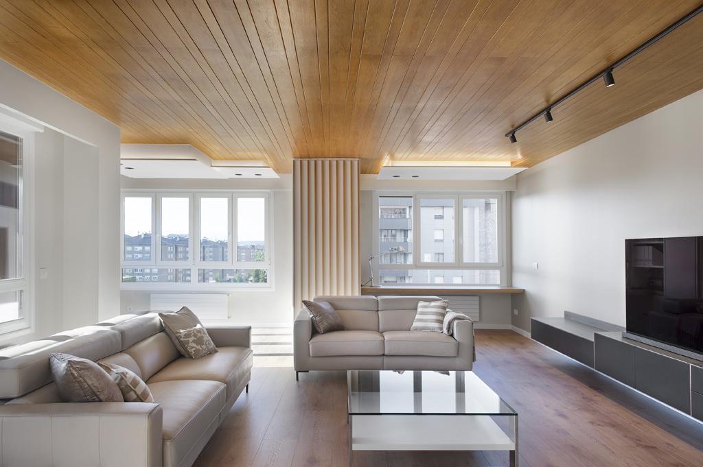 Salon esparza arquitectura