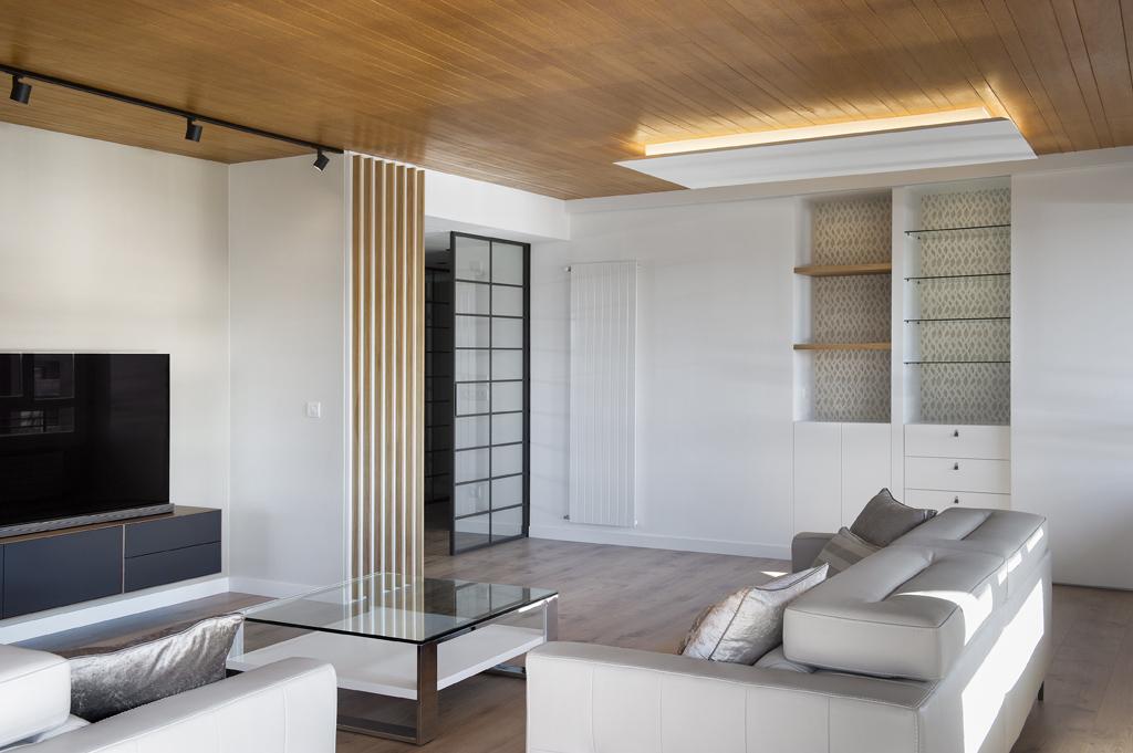 detalle techo madera esparza