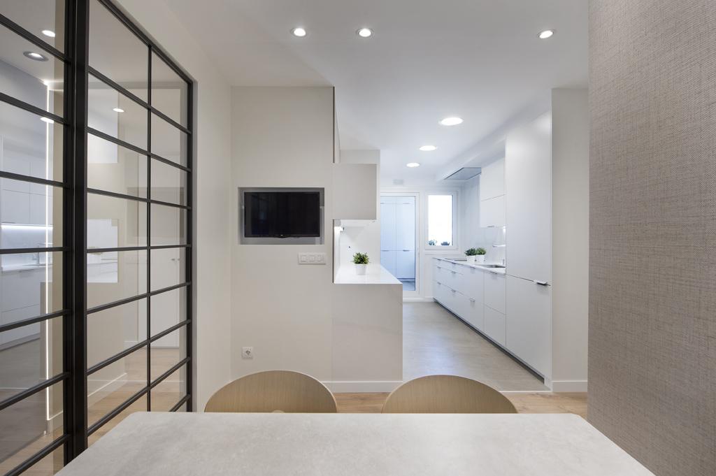 diseño piso esparza arquitectura