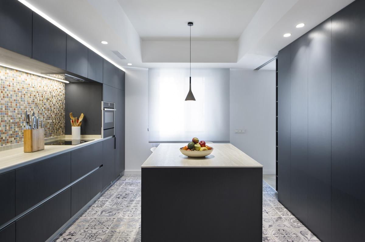 Cocina esparza arquitectura