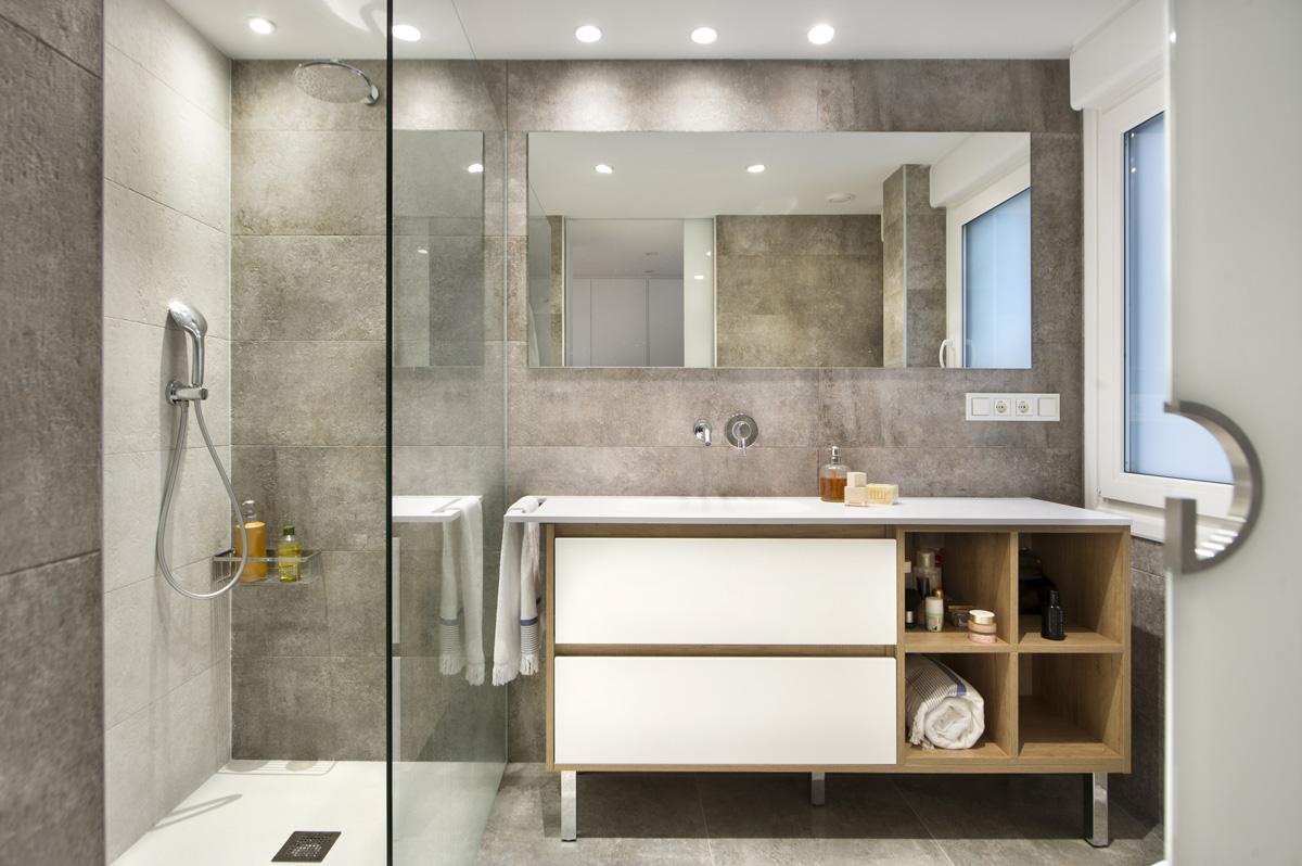 Mobiliario baño esparza
