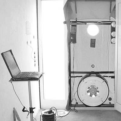 esparza: blower door